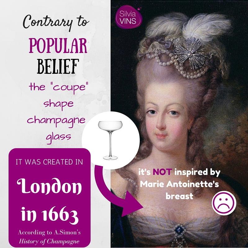 Marie Antoinette Champagne