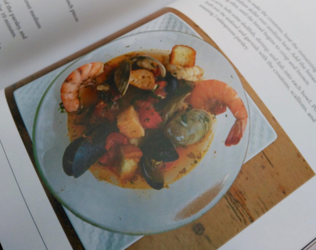 Zuppa di Pesce in What VINO