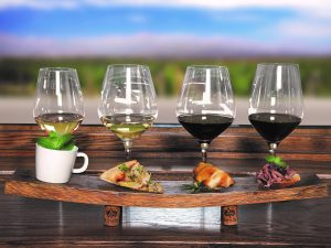 food and wine pairing pixabay What VINO learns about wine
